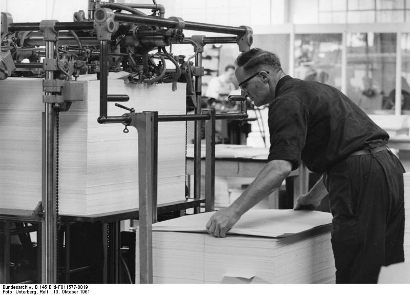 Boppard, Druckerei